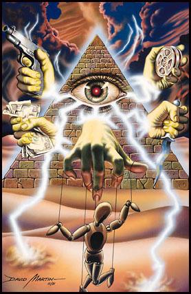 Les Illuminatis se servent de 'Magie' contre nous IlluminatisManipulations