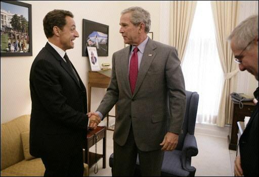 Sarkozy_Bush